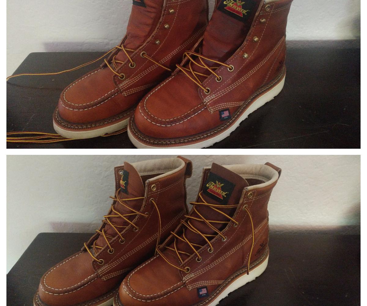 Grommet Boots