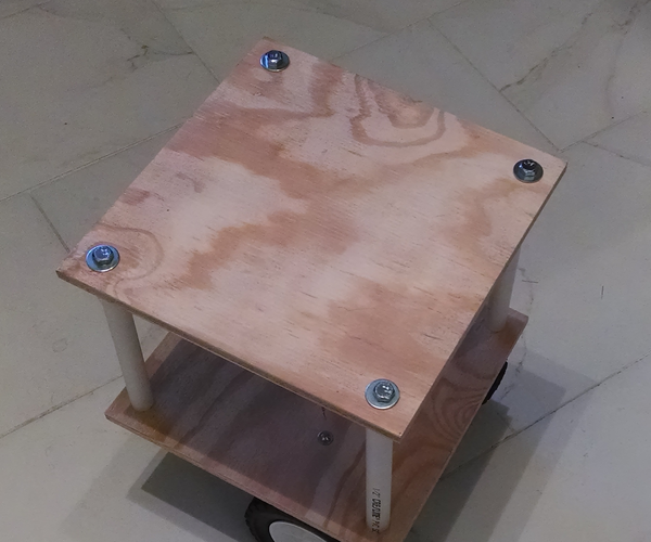 Build Your Own Max 95 Mobile Robot Base