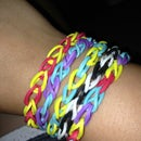 Rubber Band Braclets