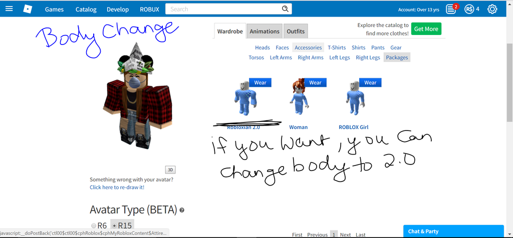 How To Look Cool Without Robux Girl Version How To Look Popular In Roblox 9 Steps Instructables