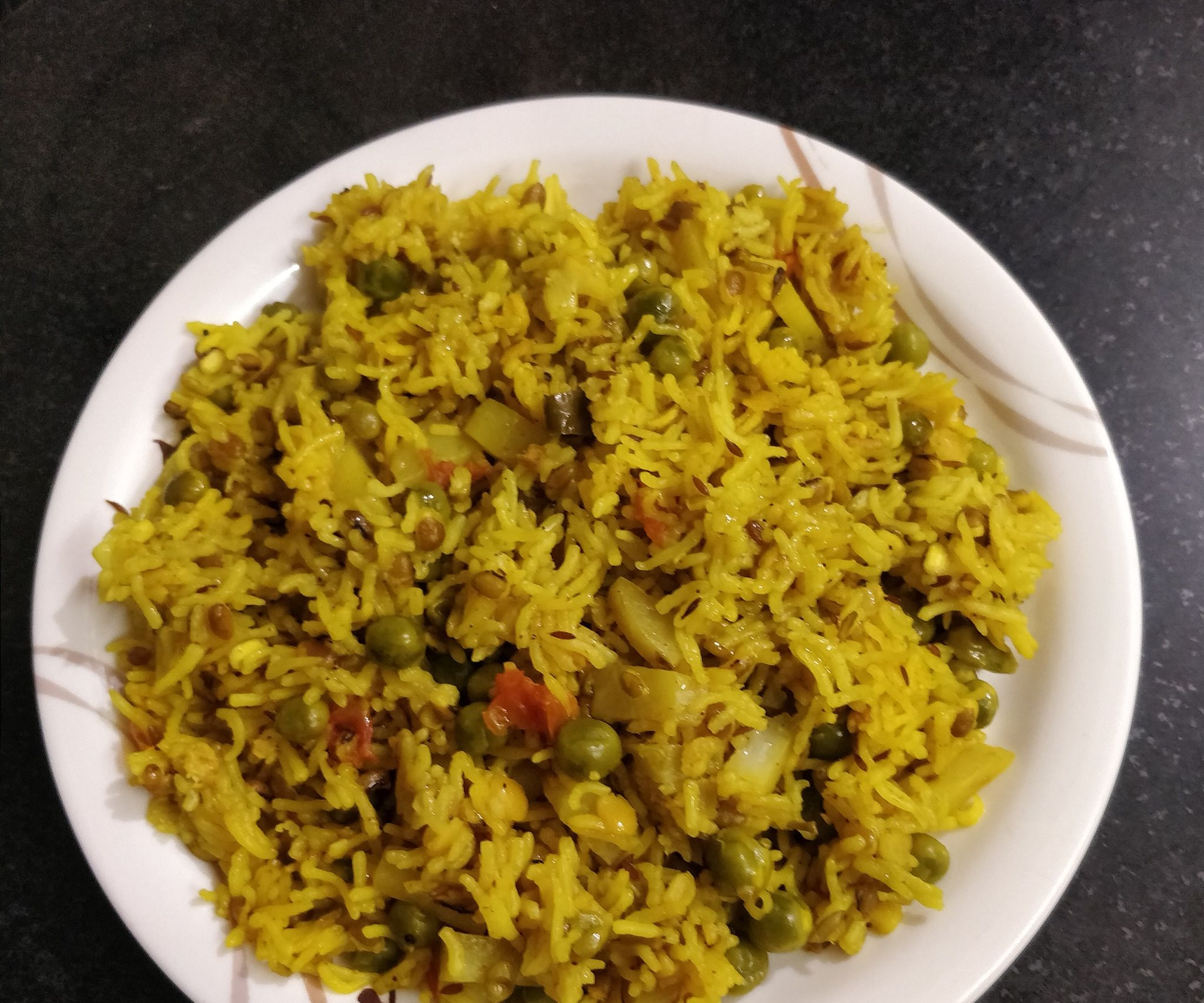 How to Cook Rice Khichdi