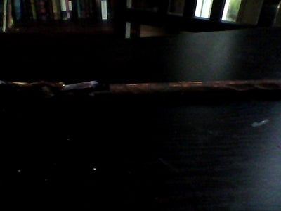 Pencil to Wand! Harry Potter