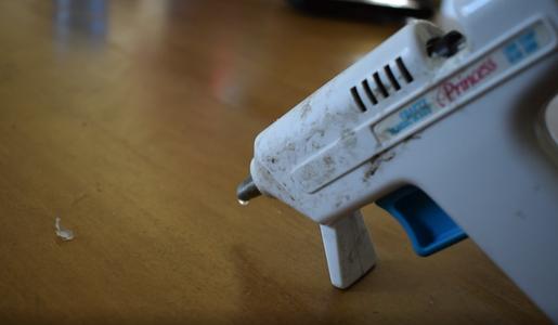Hot Glue Gun Time!