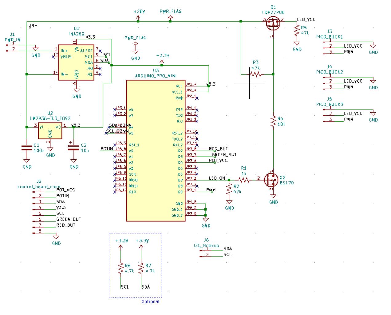 Main Schematic Overview