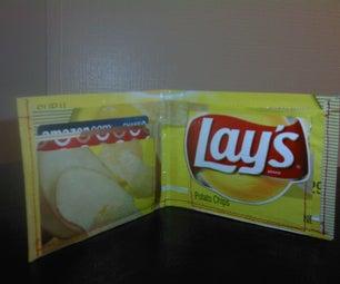Potato Chip Bag Wallet