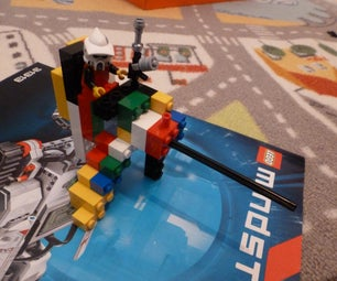 How to Make a Lego Turret
