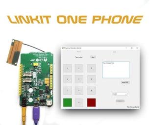 LinkIt One Phone