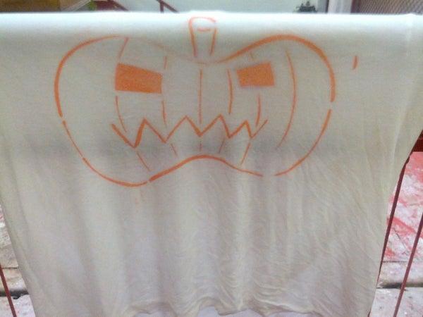 Print Your Own Halloween T-Shirt Using Lumi