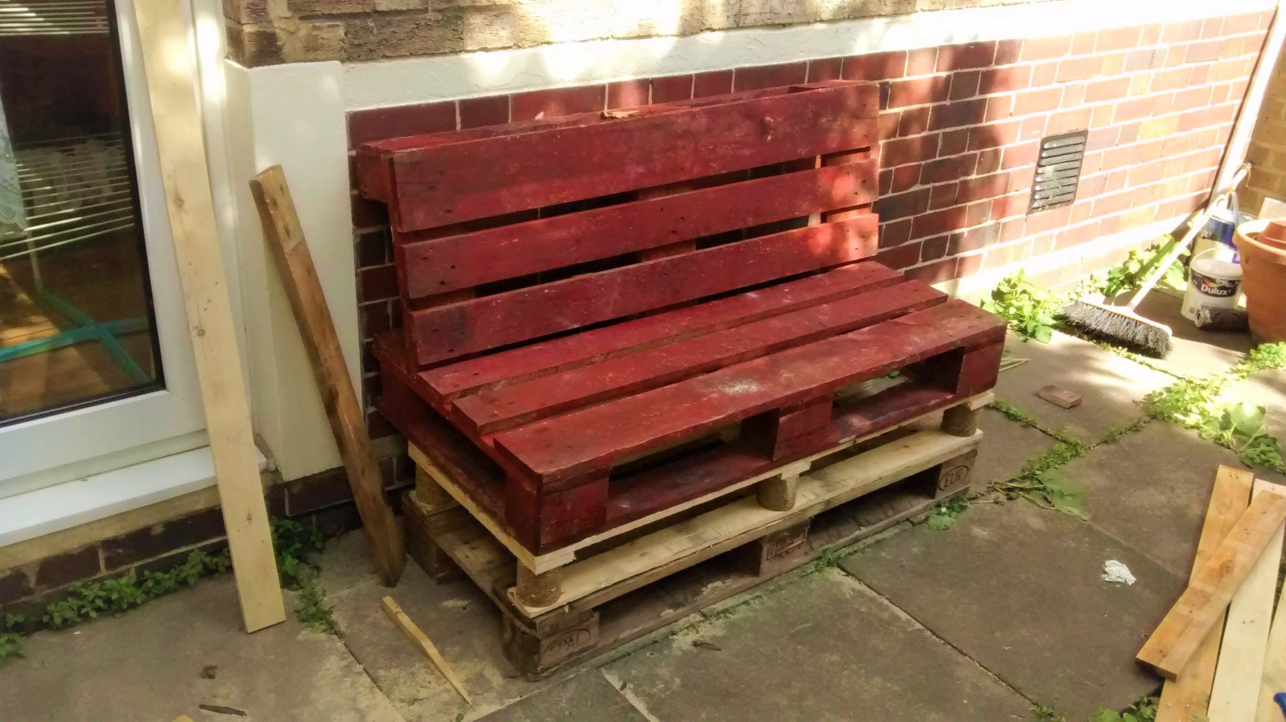 Stack the Pallets