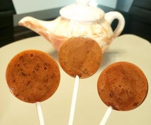 Natural Remedy Lollipops!