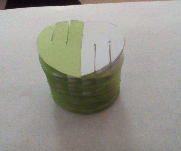 Expanding Paper Fidgit Toy