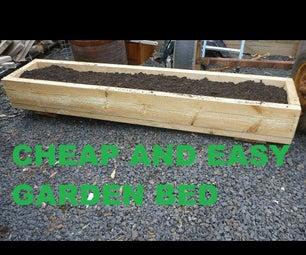 Garden Bed Made Easy