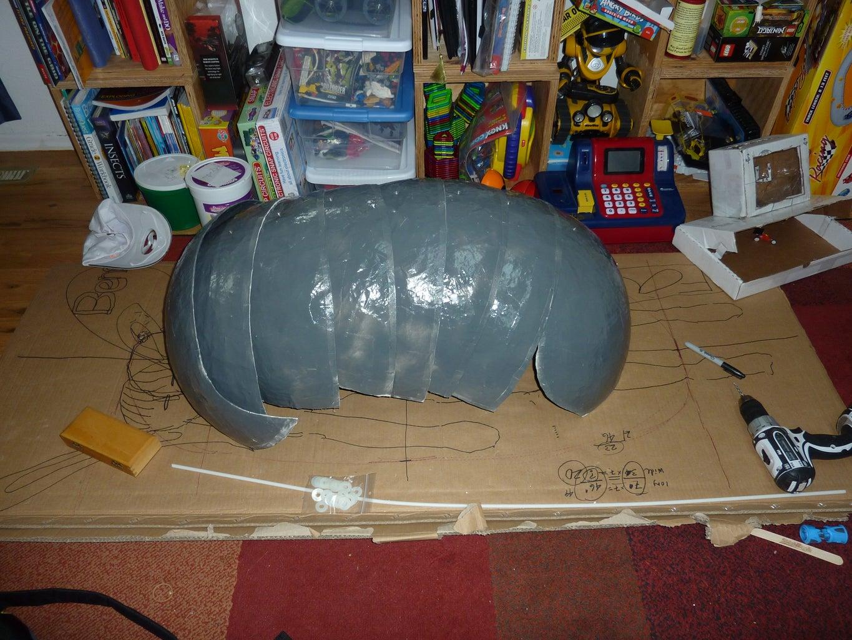 Step 3: Assembling the Shell