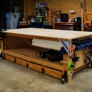 The Ultimate Plywood Workbench (plus Shop Storage Solutions)