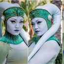 Overlap Twi'lek Headwrap for Lekku