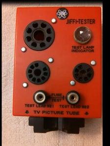 Fedtro Vacuum Tube Tester to USB Conversion