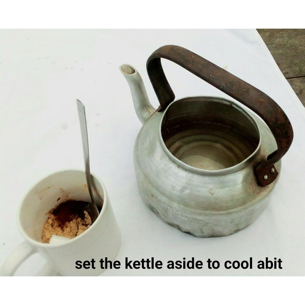 Caffeinated Soya Bean Tea