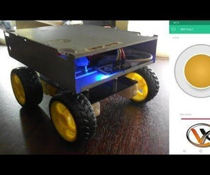 I Made a Old CD Drive Into Wifi Robot Using Nodemcu,L298N Motor Drive and Many More.
