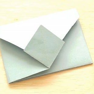 Mini Origami Envelopes