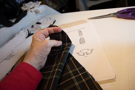 Sewing the Cape