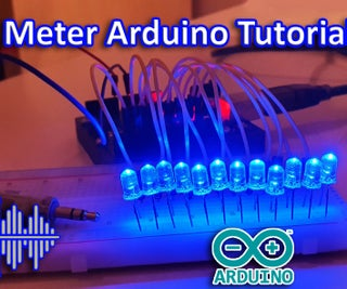 VU Meter Using Arduino