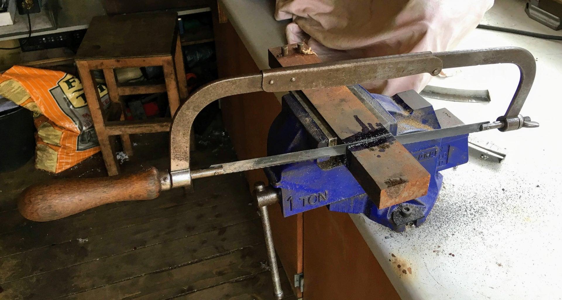 Machining the Main Body
