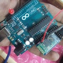 arduino bluetooth led
