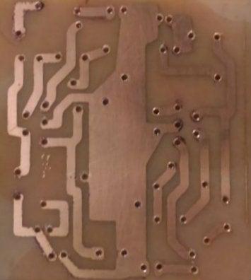 PCB Making.