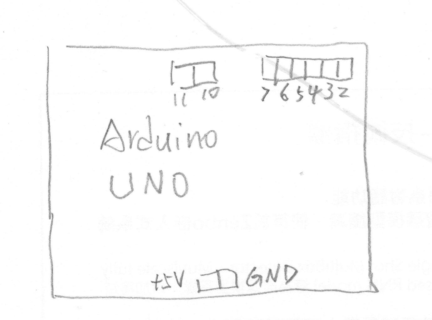 Setup, Arduino UNO