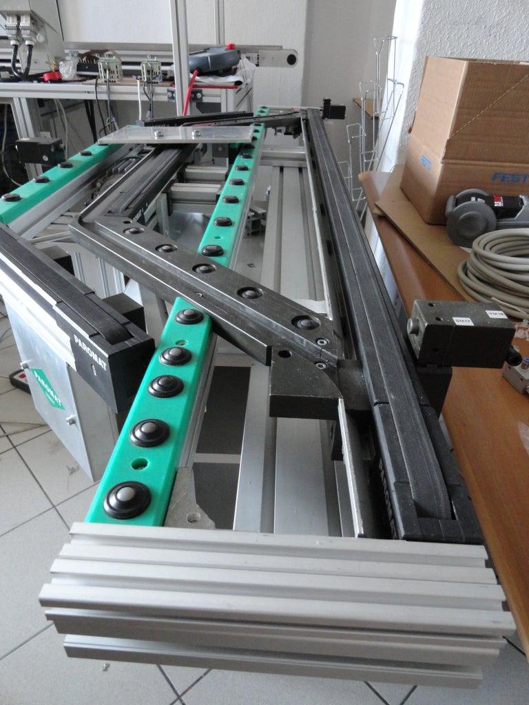 Finishing the Conveyor Belt