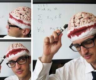How To: Caulk a Bloody Brain Cap