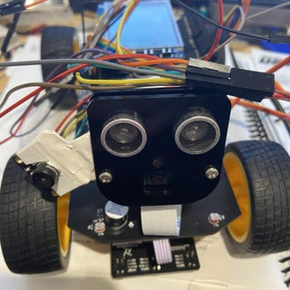 Pan / Tilt Face Tracking With the Raspberry Pi