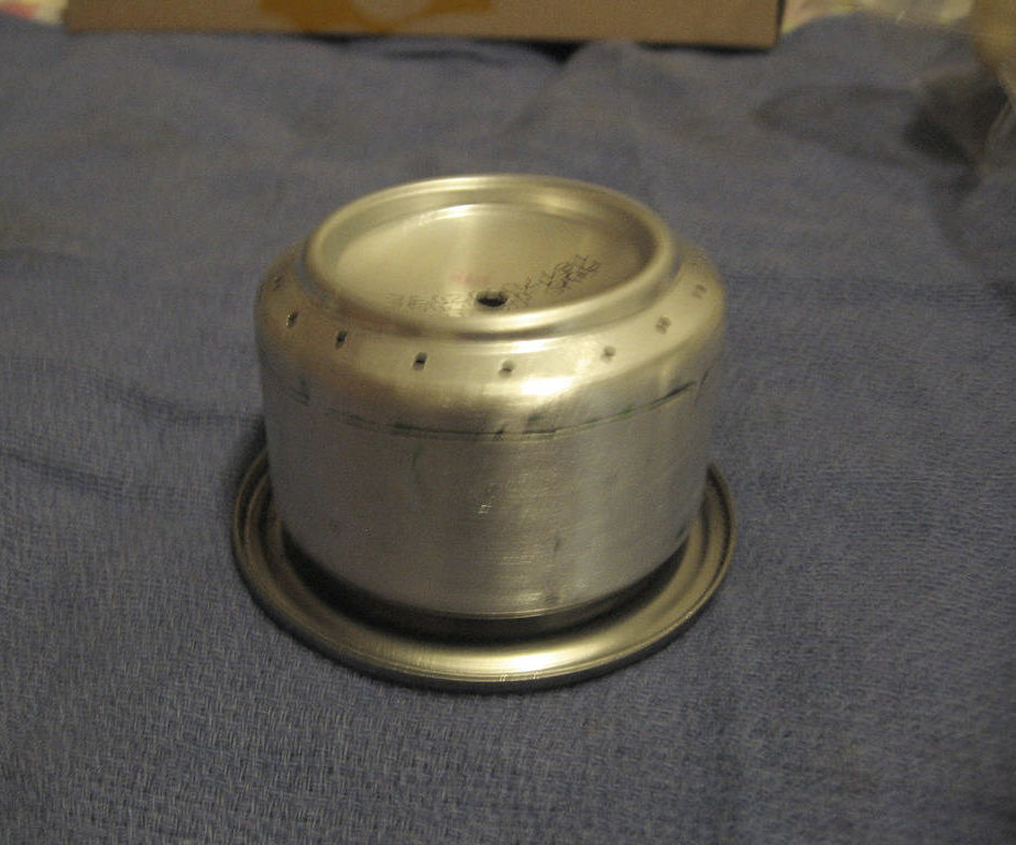 Best Penny Stove with Built in Primer!!!