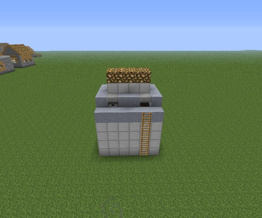 Minecraft Toaster (Compact! 6x6x5)