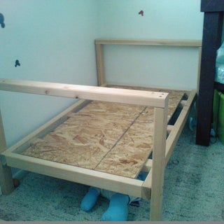 Simple & Stylish Toddler Bed for Under $40