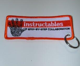 Create an Instructables Keychain