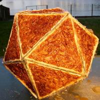 Modular Pie Cosahedron