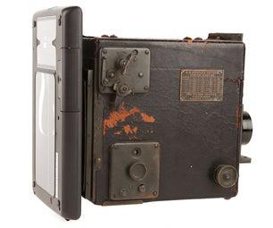 DIY 4X5 Camera Scan Back