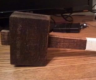 Wooden Pallet Mallet