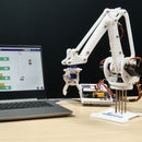 Computer-Controlled Robotic Arm