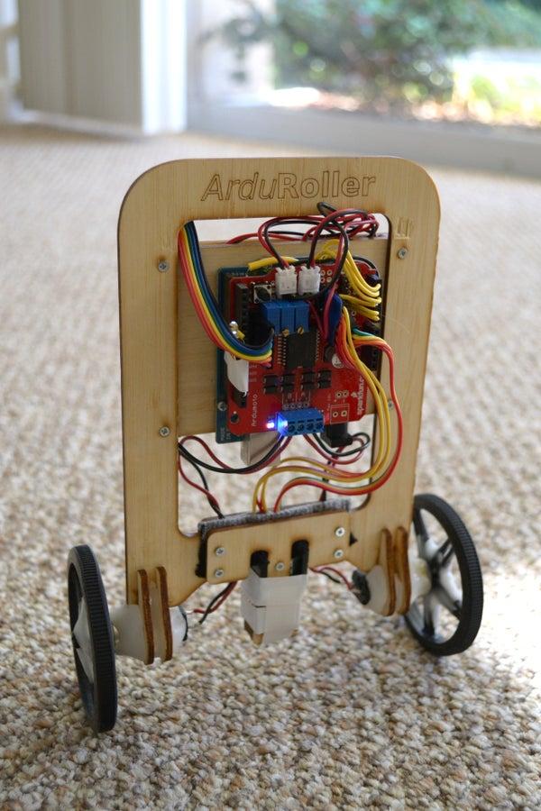 ArduRoller Balance Bot