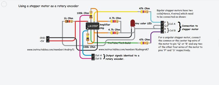 Study the Circuit Schematic