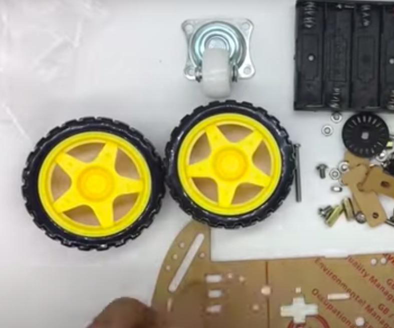 Arduino-Smart-Car-Angus.G.8char