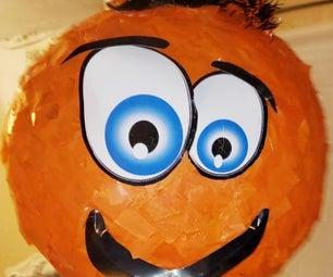 Pumpkin Piñata