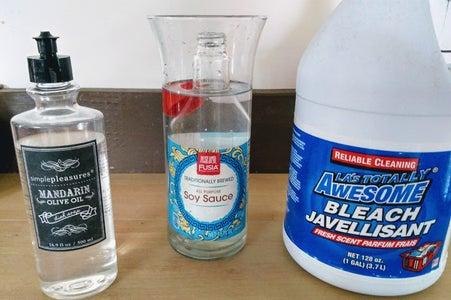Preparing a Bottle