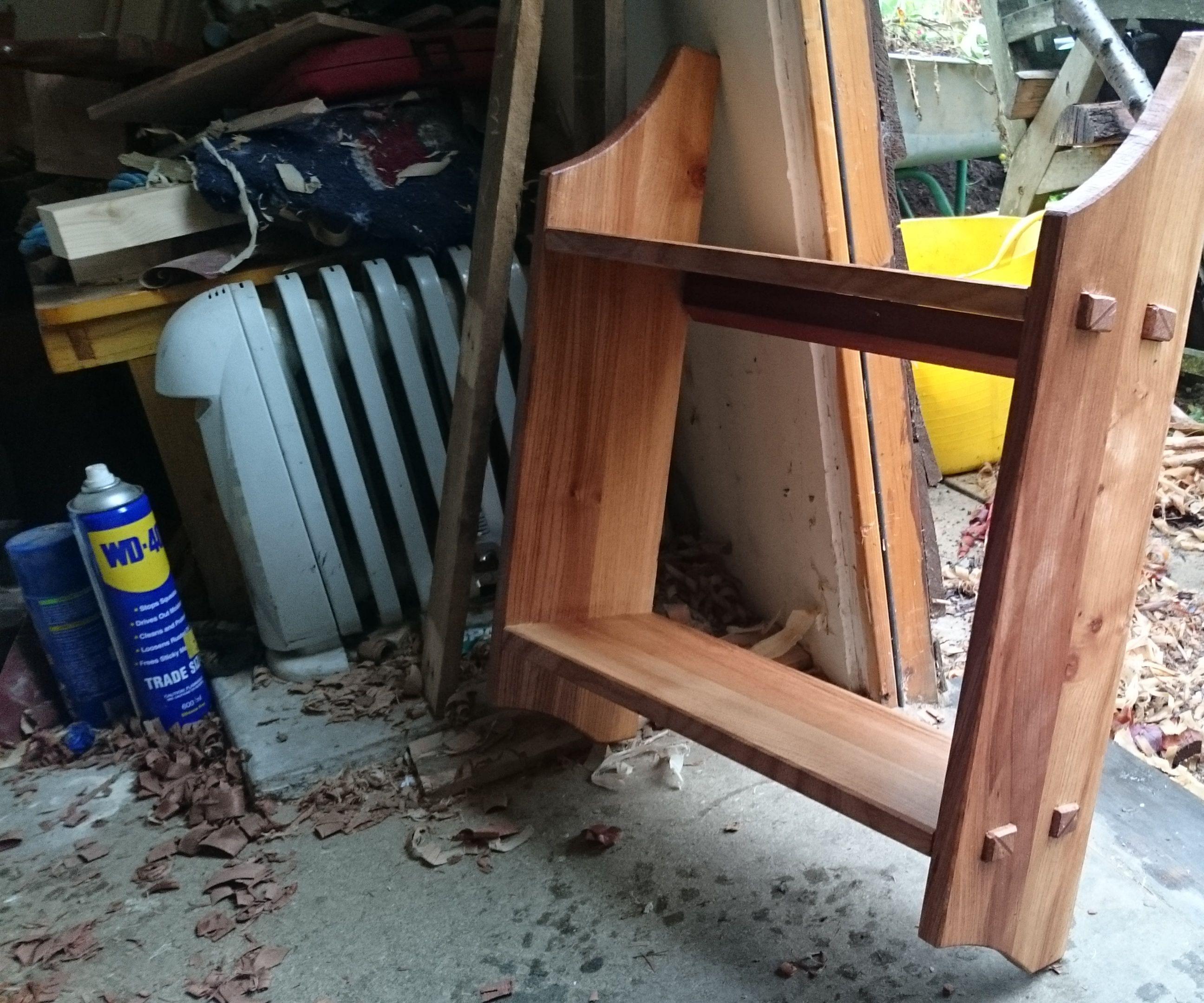 Small Shelf Unit