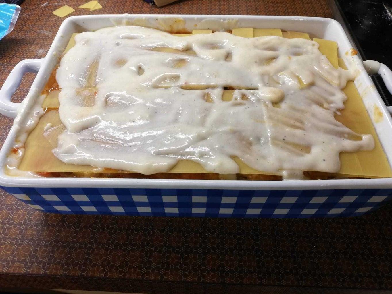 Finishing the Lasagna