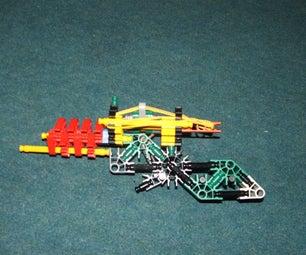 True Trigger Simple Pistol Origanally Made by Bannana Inventor .