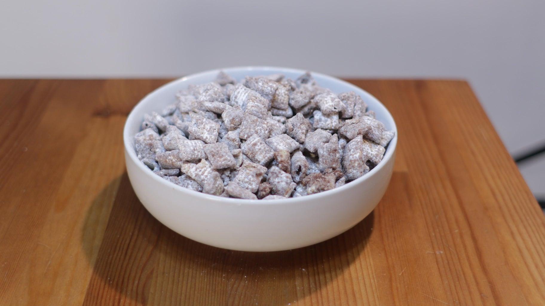 Powdered Sugar Time