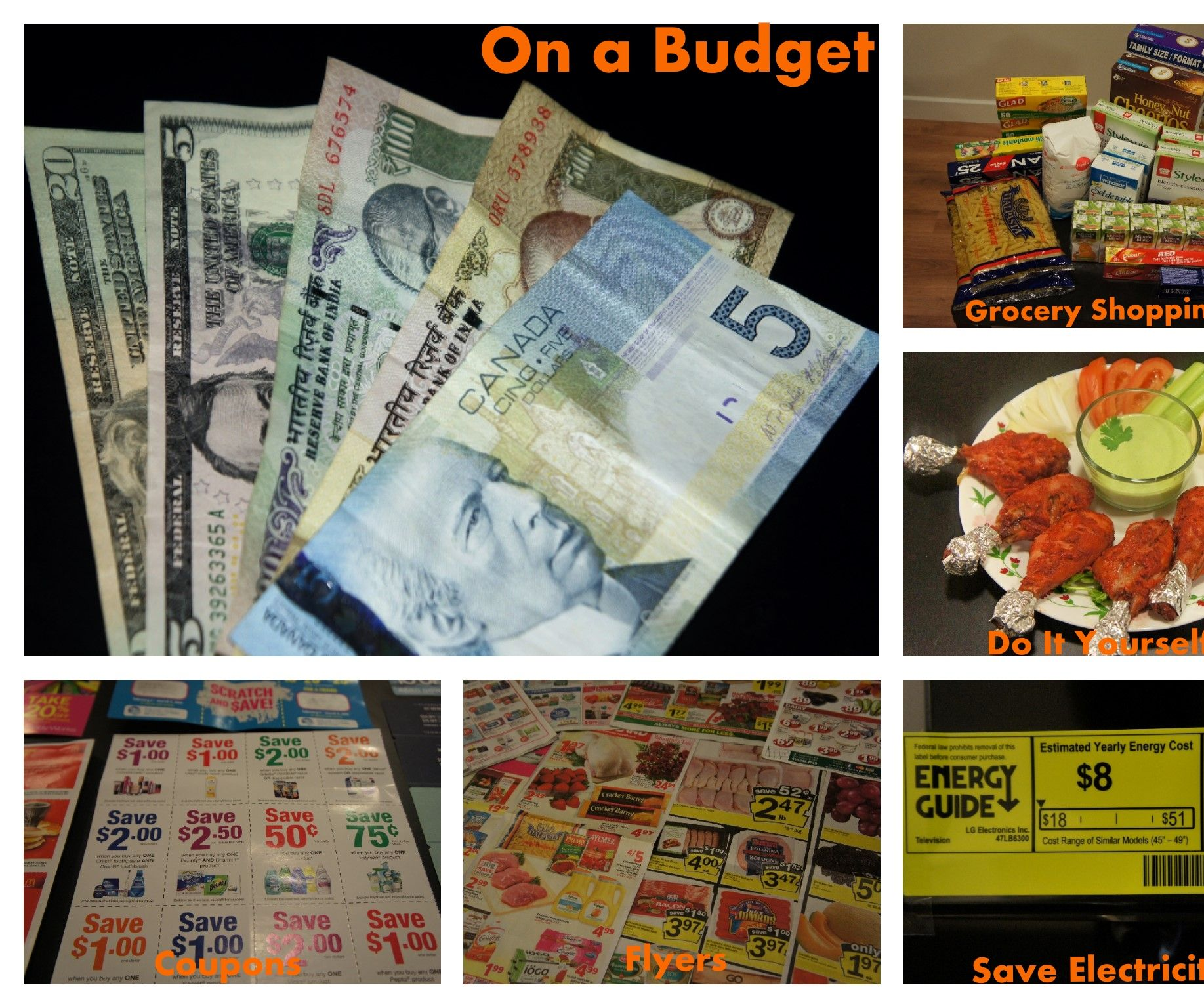 Keeping Household On a Budget
